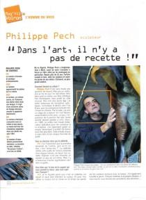 Phliippe Pech Sculpteur